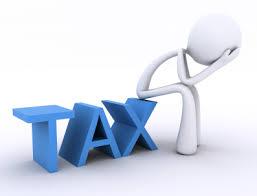 tax saddness