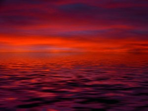 red-ocean